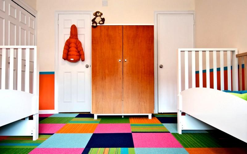 Not Just for Renters: Carpet Tile