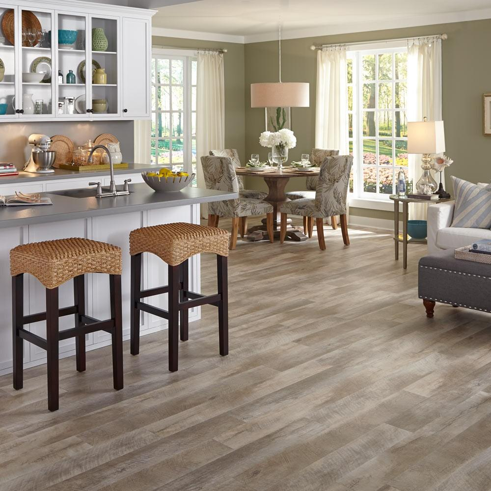 How to Update Your Floors and Keep to Budget Using Mannington Vinyl Plank