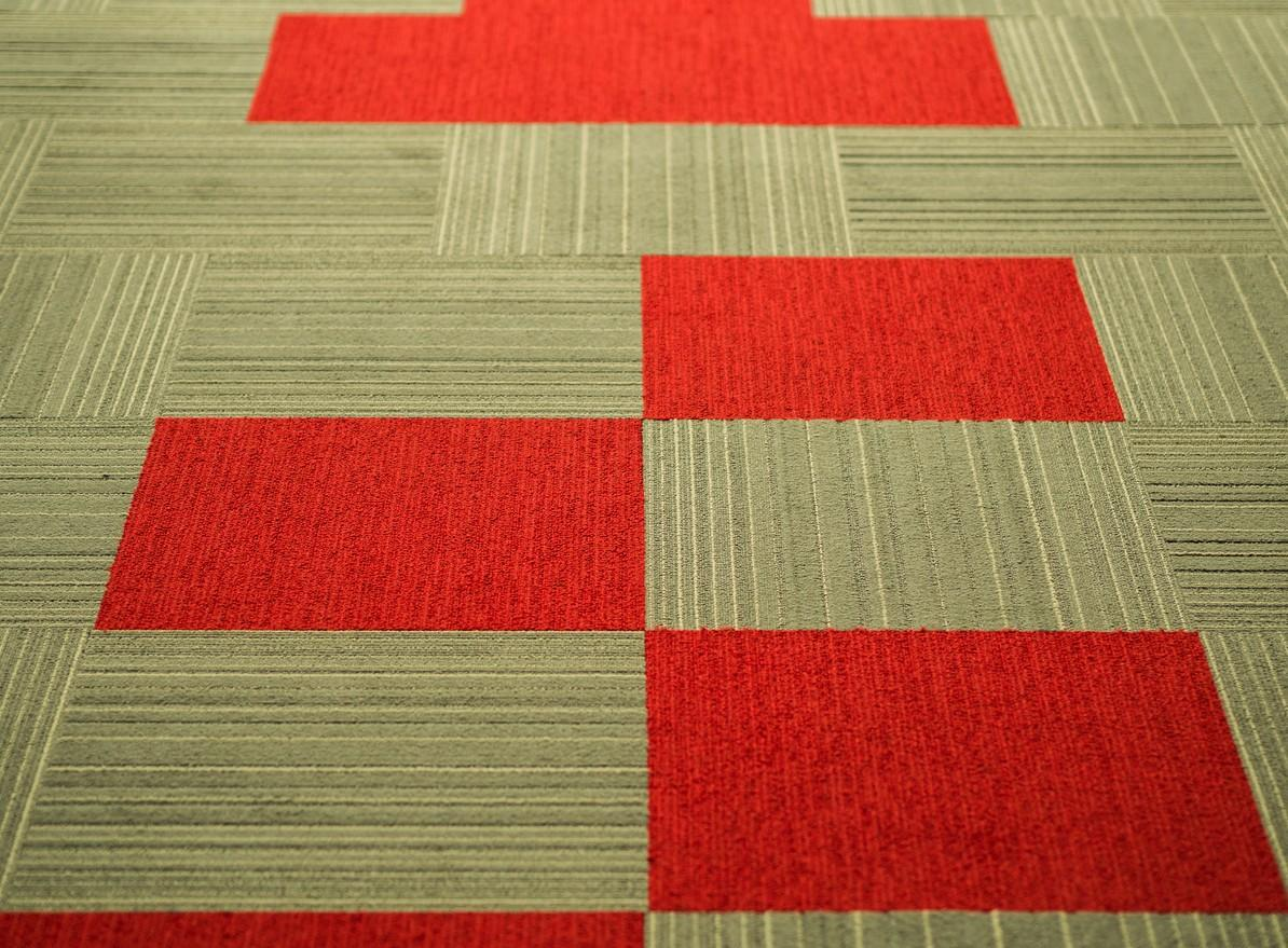 How to Use Modular Carpet Tile like an Interior Designer