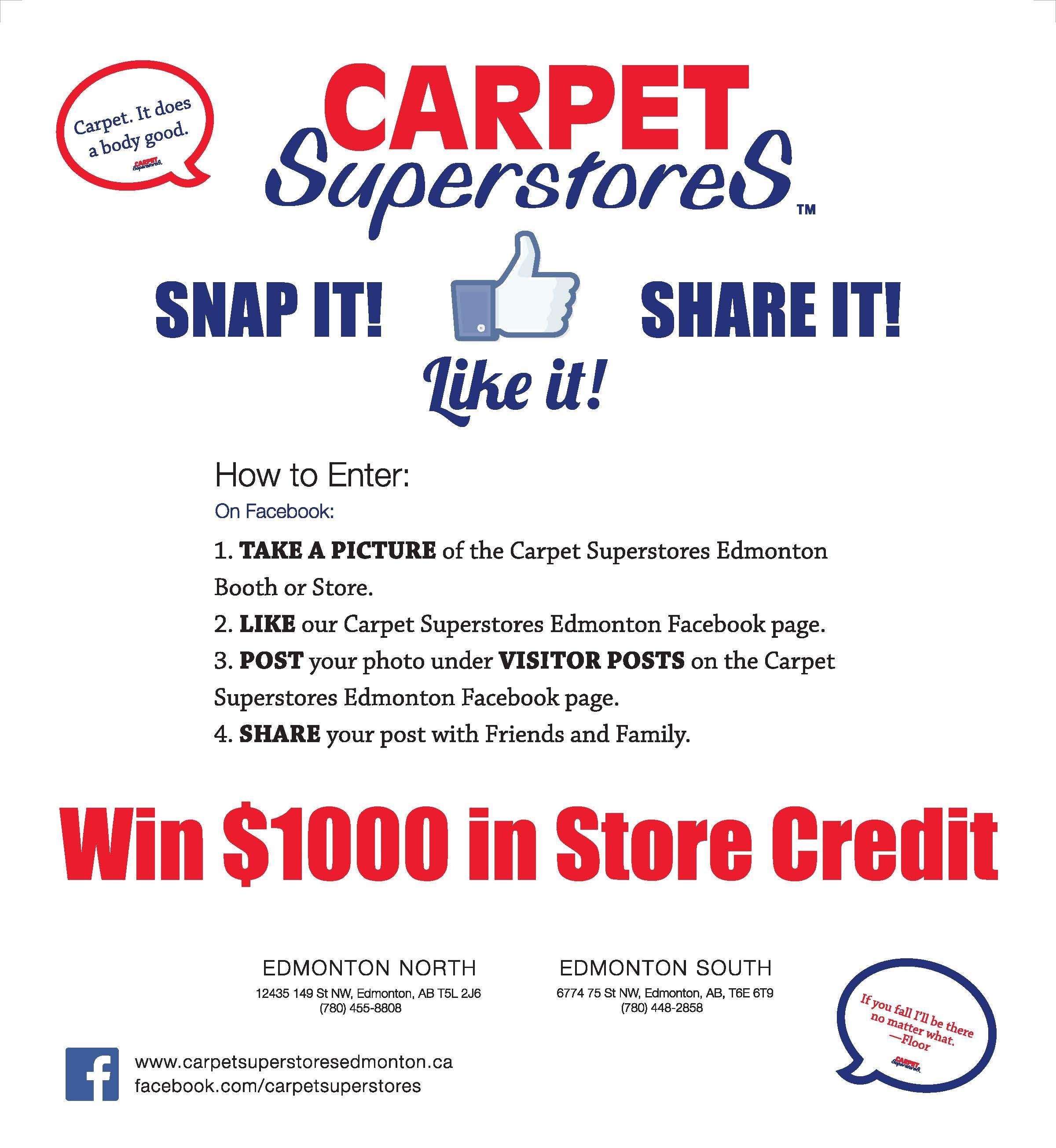 Carpet Superstores Edmonton