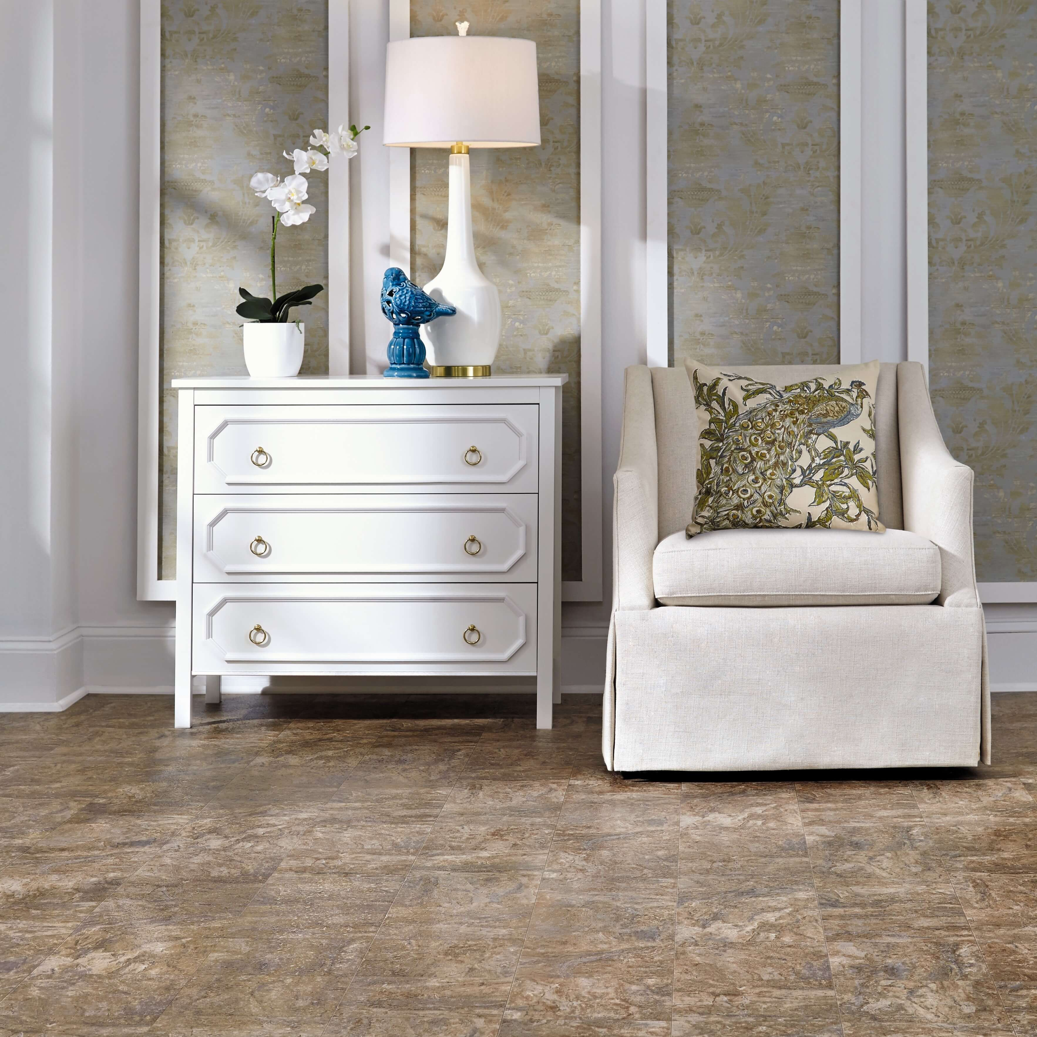 Style Your Home with Vinyl Tile Flooring this Summer