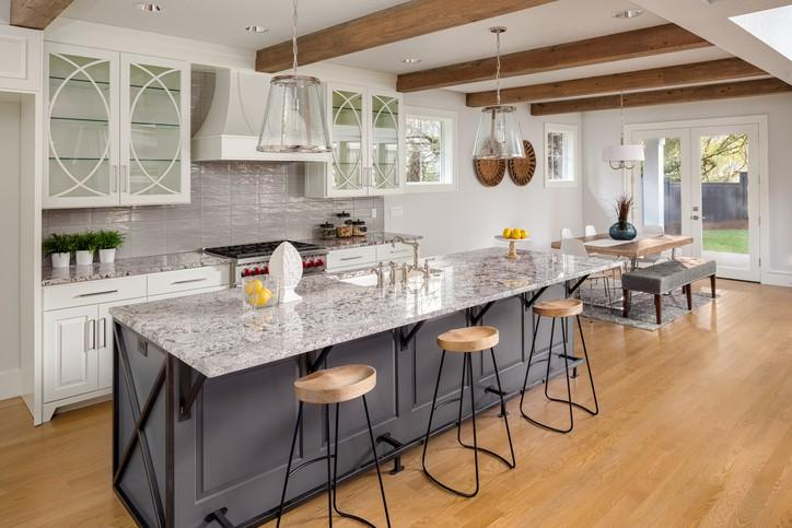 Resistant to Moisture: The Perks of Adding Engineered Hardwood Flooring to Your Kitchen or Bathroom